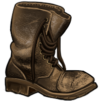 Old Boot by TokoTime