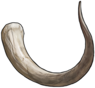Mammoth Tusk by TokoTime