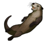 Otter by TokoTime