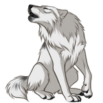 White Wolf by TokoTime