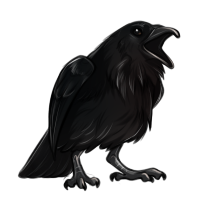 Raven by TokoTime