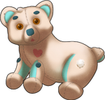 Bear Toko Teddy by TokoTime