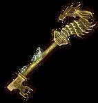 Key to Atlantis by TokoTime