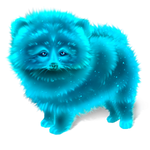 Spirits of the Aurora Tribe Companion - Spirit by TokoTime