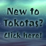New to Tokotas? Click here!