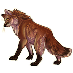 Tribe Companion: Tsula (Red) by TokoTime