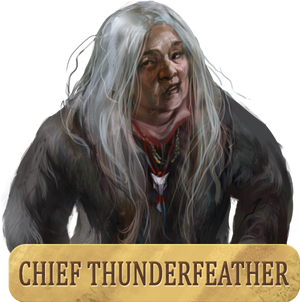 Chief Thunderfeather by TokoTime