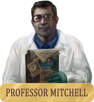Professor Mitchell by TokoTime