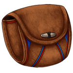 Totem Pouch by TokoTime