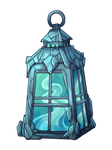 Frost Lantern by TokoTime