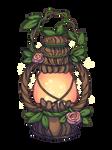 Firefly Lantern by TokoTime