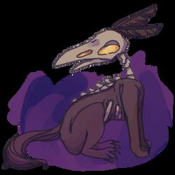 Mischievous Common Dark Spirit