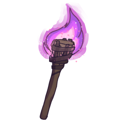 Mysterious Torch