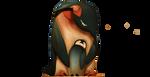 Penguin Totem by TokoTime