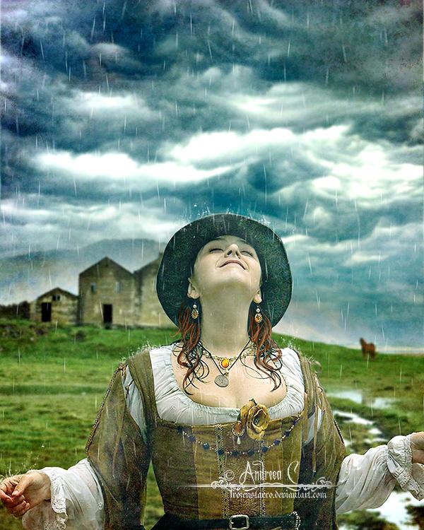 Summer Rain by FrozenStarRo