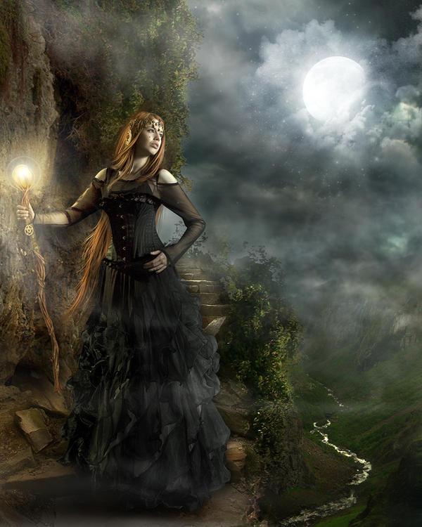 Mistic Night by FrozenStarRo