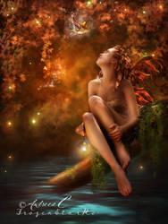 A magic world by FrozenStarRo