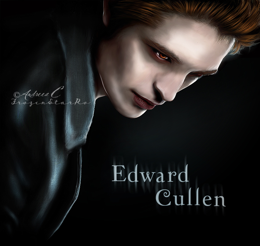 Edward by FrozenStarRo