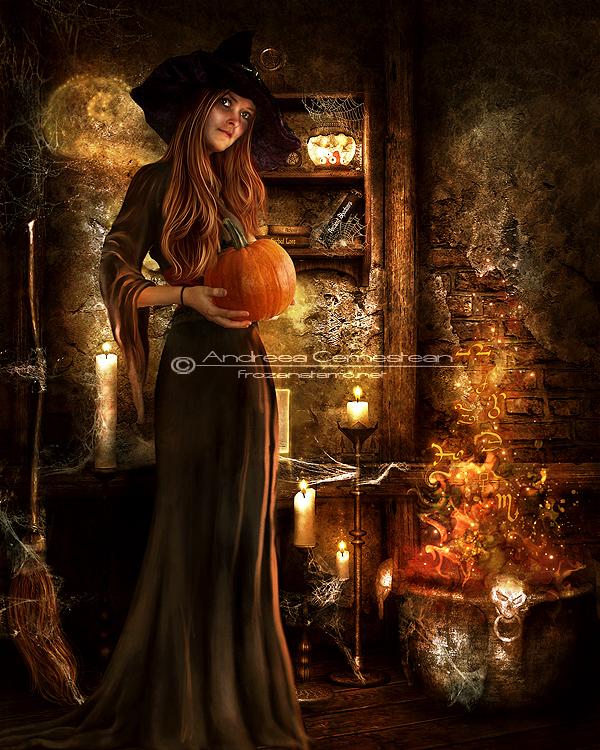 Halloween Spells by FrozenStarRo