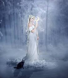 Moonlight Densetsu by FrozenStarRo