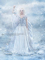 Ice Queen by FrozenStarRo