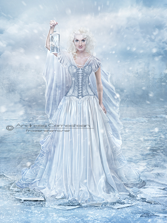 Ice Queen by FrozenStarRo