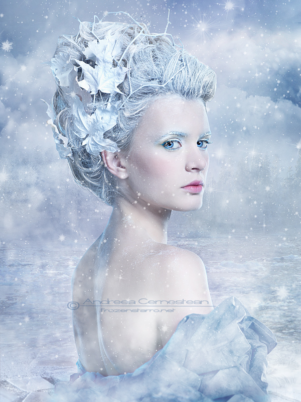 Winter Queen by FrozenStarRo