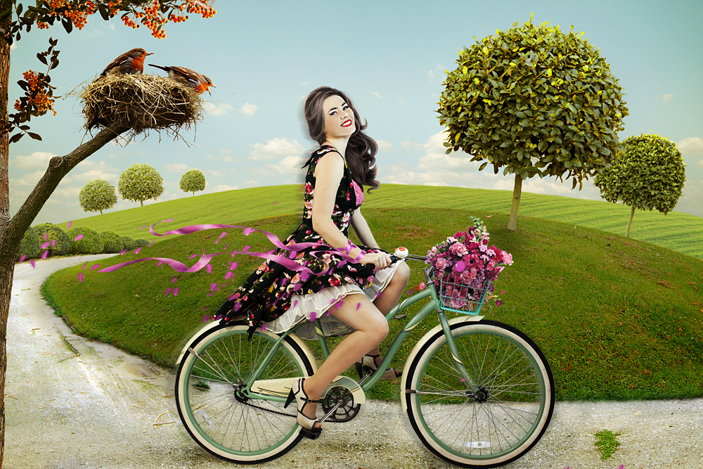 Spring by FrozenStarRo