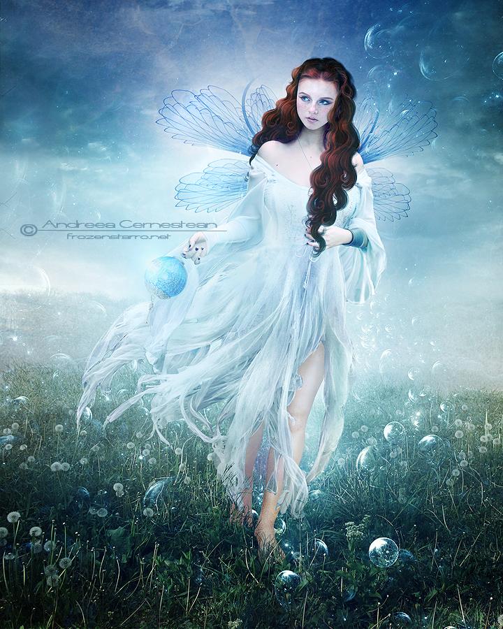 The Dew Fairy by FrozenStarRo