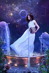 Aquarius by FrozenStarRo