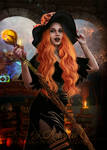 2019 Witching Hour by FrozenStarRo