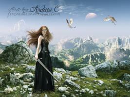 Land of Dragons by FrozenStarRo