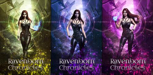 Ravenborn Trilogy