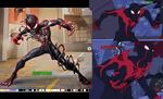 Maximum Venom: Ultimated Spider-Man(Miles Morales)