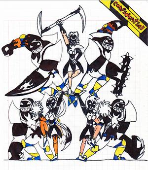Simbiote File: Team Venom