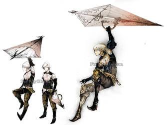 Jule Character Concept