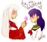 InuKag: Valentine's Day