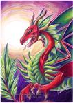 A Dragon's Pride by nor-renee