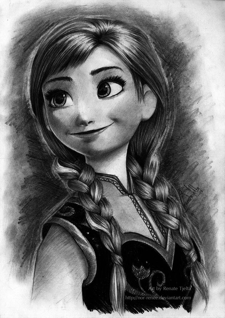 Anna by nor-renee
