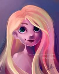 Green eyes by nor-renee
