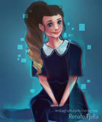 Zoella by nor-renee
