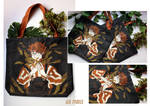 Eater Totebag [SHOP] by IanPinkis
