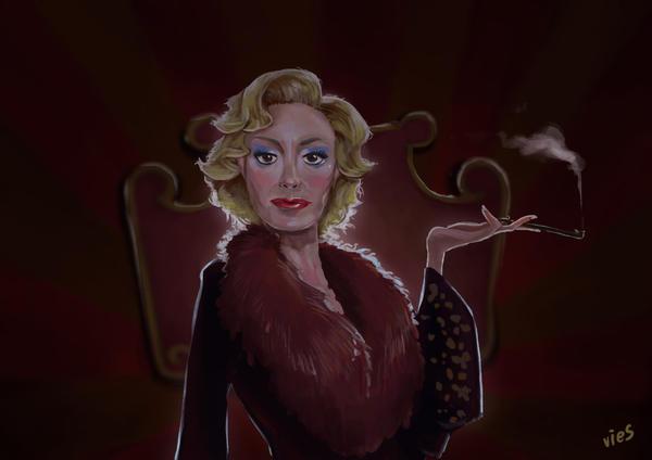 Elsa Mars by daphies