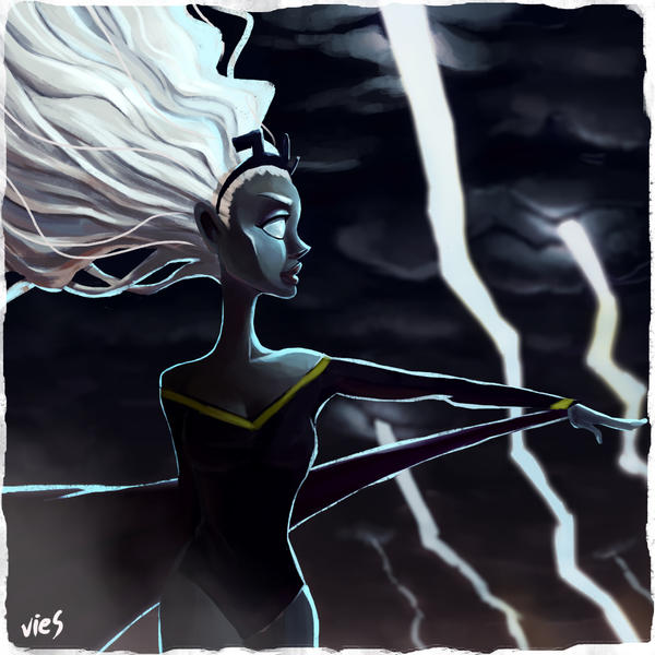 Storm by daphies
