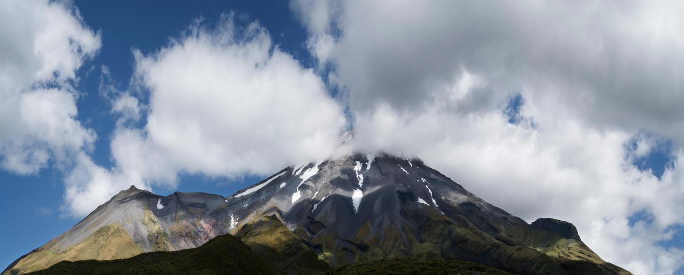 Mt. Taranaki two by KoAltaiTeMaunga