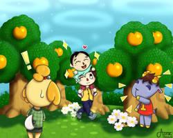 {Animal Crossing New Leaf} by WeepyKing