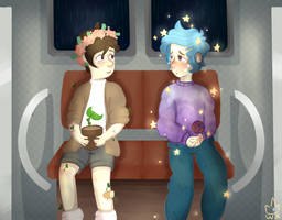 Subway by WeepyKing