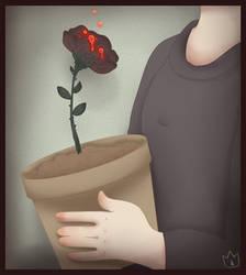 Roses by WeepyKing