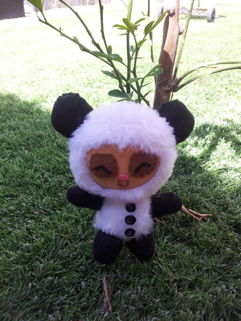 League of legends  Teemo panda by lawy-chan