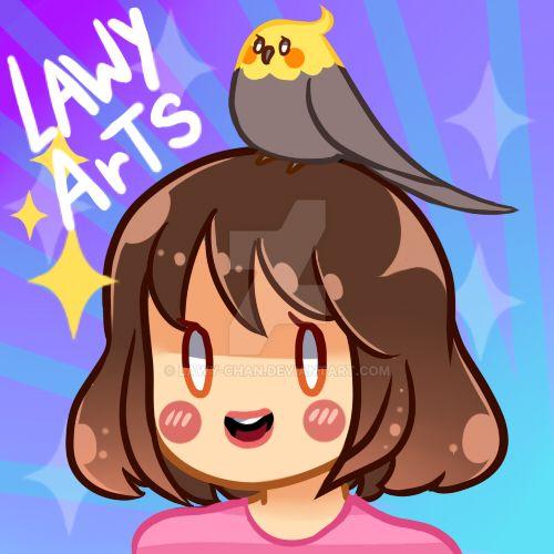 Avatar by lawy-chan